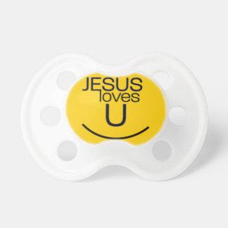 スマイル…イエス・キリストは愛します おしゃぶり