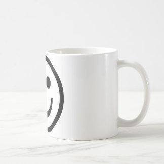 スマイル コーヒーマグカップ