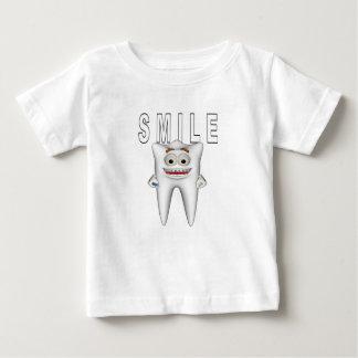 スマイル ベビーTシャツ