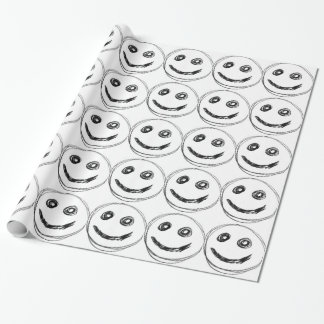 スマイル 包み紙