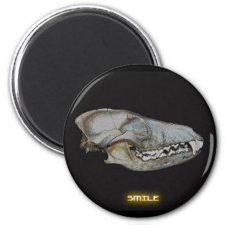 スマイル 磁石
