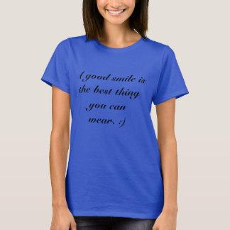 スマイル:) Tシャツ