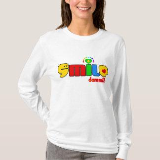 スマイルDammit Tシャツ