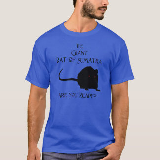 スマトラの巨大なラット Tシャツ