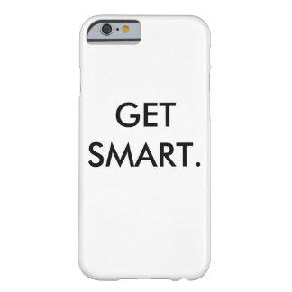 スマートになって下さい BARELY THERE iPhone 6 ケース