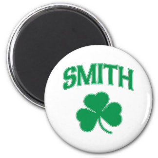 スミスアイルランド人のシャムロック マグネット