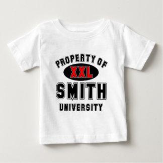 スミス大学の特性 ベビーTシャツ