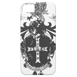 スミス紋章付き外衣-仲間の例 iPhone SE/5/5s ケース
