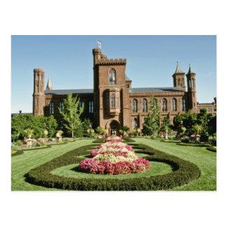 スミソニアン協会およびEnid Hauptの庭 ポストカード
