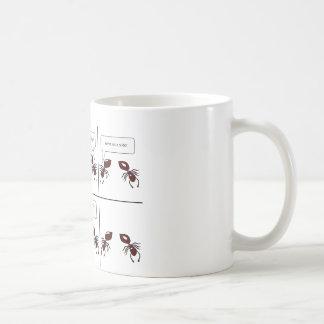 スライド コーヒーマグカップ