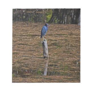 スラウの鷲 ノートパッド