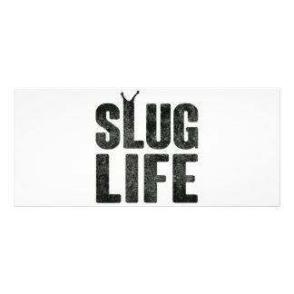 スラグ生命刺客の生命 カスタムラックカード