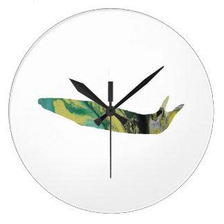 スラグ芸術 ラージ壁時計