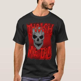 スラッシュの金属 Tシャツ