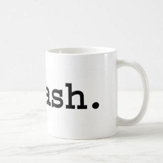 スラッシュ コーヒーマグカップ