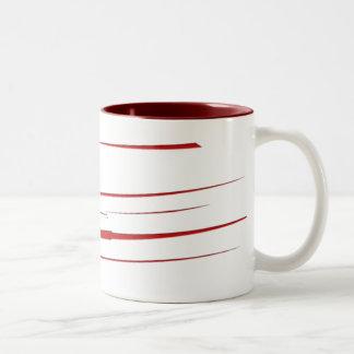 スラッシュ ツートーンマグカップ