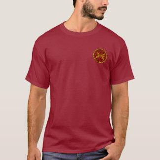 スラローマ軍隊のシールのワイシャツ Tシャツ