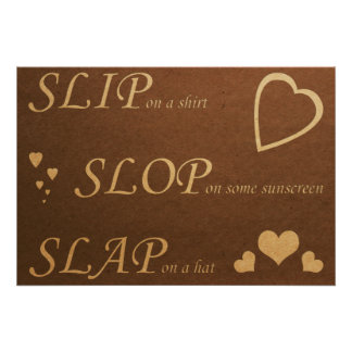 スリップのSlopの非難の暗闇は生きている笑い愛をポスター取り替えます ポスター