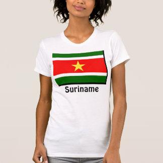 スリナムの女性のTシャツ Tシャツ