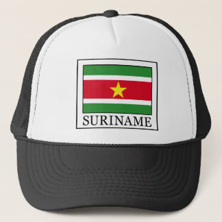 スリナムの帽子 キャップ