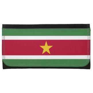 スリナムの旗