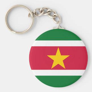 スリナムの旗Keychain キーホルダー