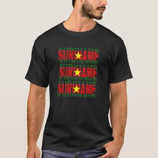 スリナム1 (1)、スリナム1 (1)、スリナムの… Tシャツ