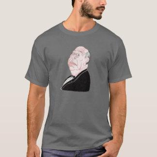 スリラー映画おもしろいな風刺漫画の漫画 Tシャツ