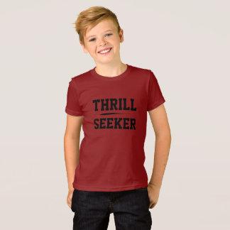 スリルのシーカーはTシャツをからかいます Tシャツ