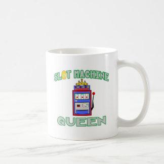 スロットマシンの女王(ティアラ) コーヒーマグカップ