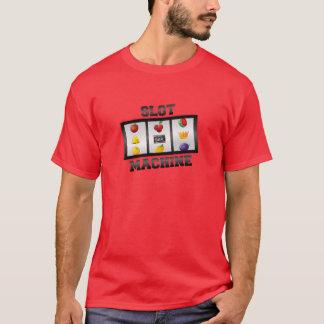 スロットマシン Tシャツ