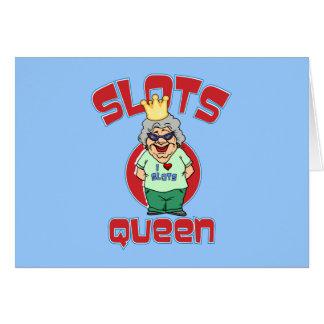 スロット女王-スロットマシンをカスタマイズ カード