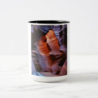 スロット渓谷 ツートーンマグカップ