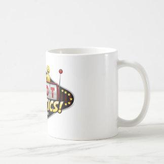スロット熱狂者 コーヒーマグカップ