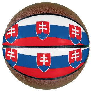 スロバキアの旗 バスケットボール