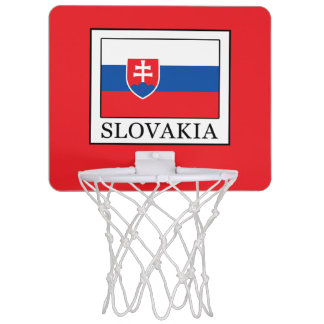 スロバキア ミニバスケットボールゴール