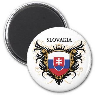 スロバキア[個人化して下さい] マグネット