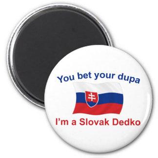 スロバキアDedko -あなたのDupaを賭けて下さい マグネット