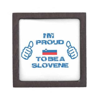 スロベニアのデザイン ギフトボックス