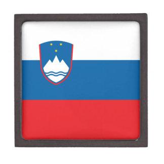 スロベニアの旗 ギフトボックス