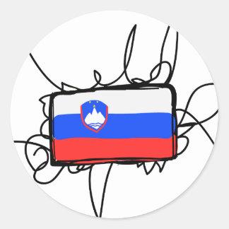 スロベニア ラウンドシール