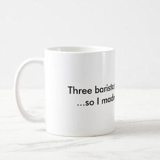 スローガンを用いるマグ コーヒーマグカップ