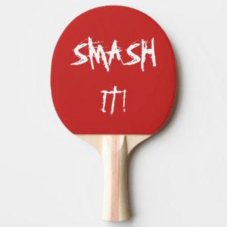 スローガンを用いる卓球のこうもり ピンポンラケット