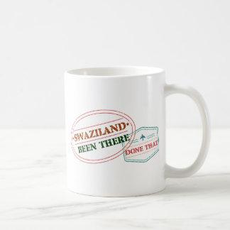 スワジランドそこにそれされる コーヒーマグカップ
