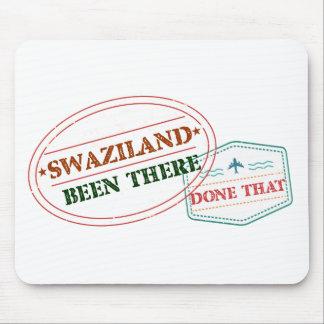 スワジランドそこにそれされる マウスパッド