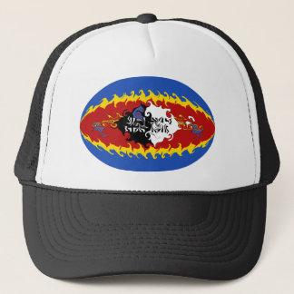 スワジランドのすごい旗の帽子 キャップ