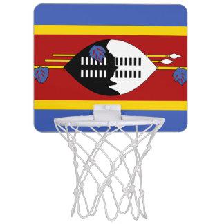 スワジランドの小型バスケットボールのゴールの旗 ミニバスケットボールネット