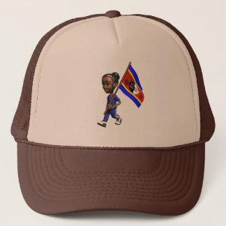 スワジランドの帽子 キャップ