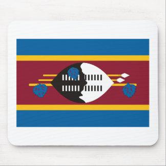 スワジランドの旗のマウスパッド マウスパッド