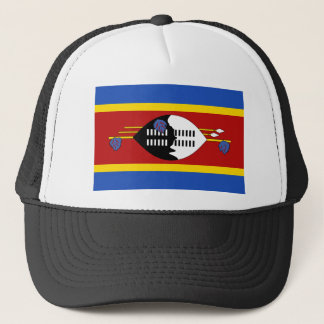 スワジランドの旗の帽子 キャップ